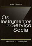 INSTRUMENTOS DE TRABALHO DO SERVIÇO SOCIAL