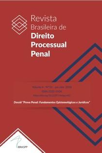 Revista Brasileira de Direito Processual Penal RBDPP v4n1