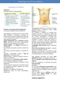 Semiologia do Abdômen