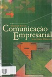 Livro Comunicação empresarial Calorina tomasi e João bosco Medeiro.o