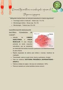 Doenças tegumentares causadas pela infecção de Strepcoccus pyogenes