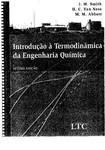 Introdução à Termodinamica da Engenharia Quimica