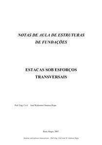 NOTAS_DE_AULA_DE_ESTRUTURAS_DE_FUNDACOES-ESTACAS SOB ESFORÇOS TRANSVERSAIS