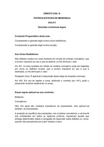 CCJ0014-WL-A-AMRP-05-Garantias Contratuais Legais