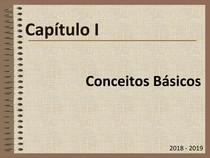 Matemática Financeira Capítulo I   Conceitos Básicos UALG ESGHT