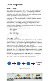 <em>layout</em> por Produto