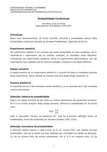 Probabilidade condicional ana maria de farias matemtica b probabilidade condicional ana maria de farias ccuart Choice Image