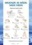 higienização  simples das mãos