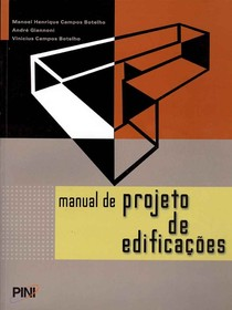 Manual de projeto de edificações