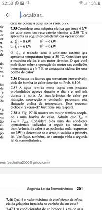 exercícios termodinâmica cx