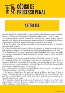 ARTIGO 159