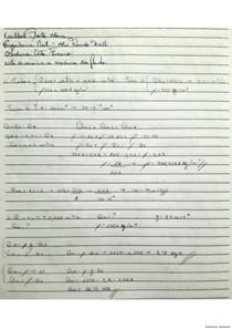 Lista de Exercícios - Vazão em volume, Vazão em Peso, Vazão em massa e Equação da continuidade (respostas)