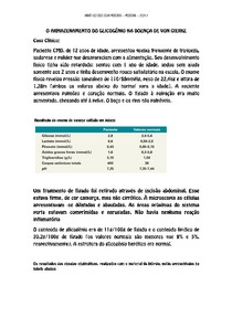 A DOENÇA DO ARMAZENAMENTO DE GLICOGÊNIO TIPO I