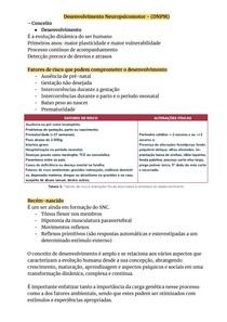 Desenvolvimento Neuropsicomotor - (DNPM)