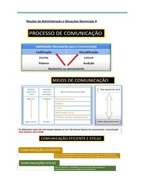 Noções de Administração e Situações Gerenciais 4