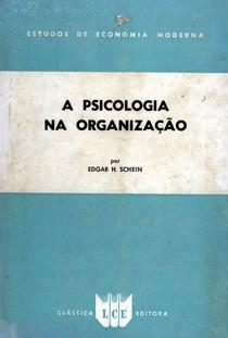 Psicologia na Organização   Edgar H.Schein