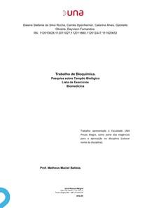 TRABALHO DE BIOQUIMICA PRONTO