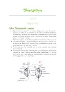 Parasitologia dos Flagelados