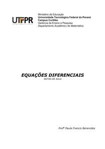 EquacoesDiferenciais