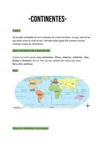-Continentes-