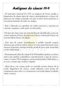 Antígeno de câncer 19-9