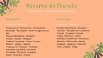 Francês Básico - Aula 5