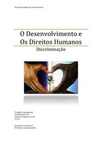 4 O Desenvolvimento e Os Direitos Humanos