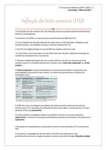 Imunologia- ITU