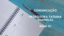 Aula 01 - Comunicação