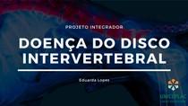 Doença do Disco Intervertebral