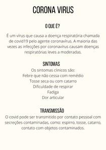 COVID19 Resumo básico