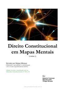 Mapas Mentais Direito Constitucional - Ponto dos Concursos
