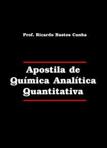 APOSTILA DE QUÍMICA ANALÍTICA QUANTITATIVA