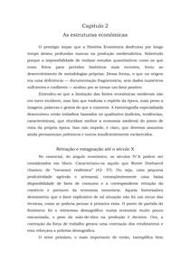 As estruturas econômicas Idade Média - Hilario Franco Jr.