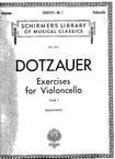 Violoncelo - Dotzauer  113 Estudos - Vol. 1
