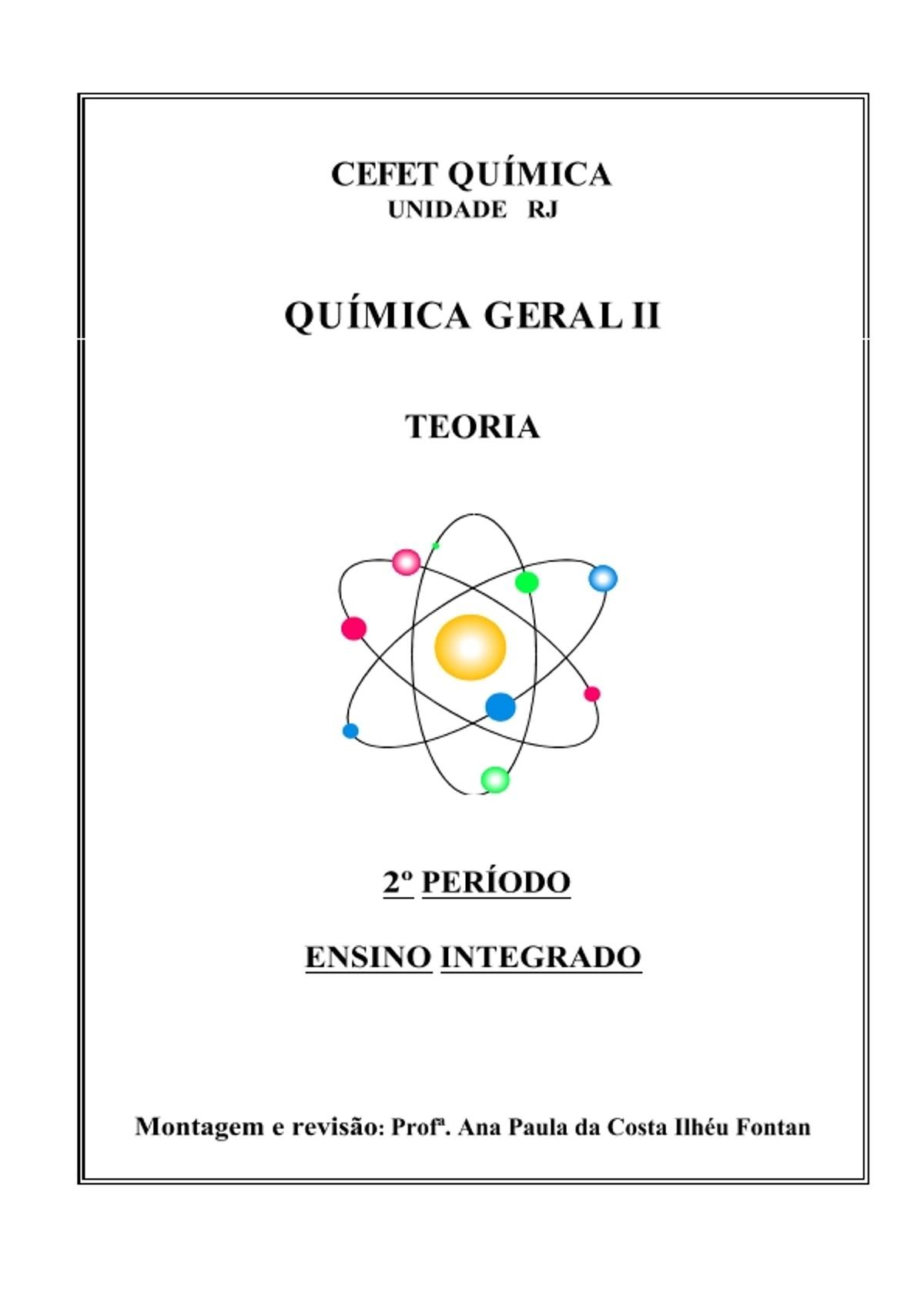 Pre-visualização do material Apotila IFRJ GERAL II - página 1