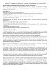 Resumo - Fundamentos Históricos, Teóricos e Metodológicos do Serviço Social II