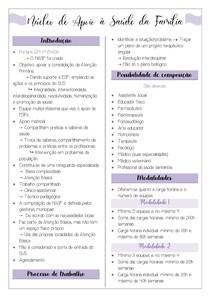 Núcleo Ampliado de Saúde da Família e Atenção Básica NASF-AB
