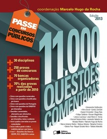 11.000 Questoes Comentadas Marcelo Hugo da Rocha