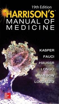 Harrison Manual of Medicine, 19e (May 22, 2016) (0071828524) (McGraw Hill)