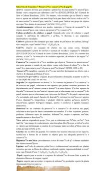 Glossário de Conceitos Preservação e conservação de papéis