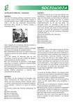 unicentro 2011 unicentro vestibular sociologia prova