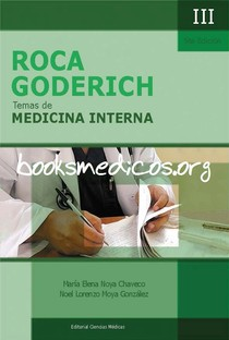 Roca Goderich Temas de Medicina Interna 5a Edicion VOL III booksmedicos.org