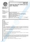 NBR 5020 - Tubos de Cobre sem Costura para Uso Geral - Requisitos