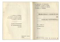 Análise Matematica   Demidovitch
