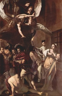 Caravaggio - The Seven Works of Mercy