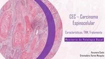 Carcinoma Espinocelular - busca, rasteramento, principais características + tratamento