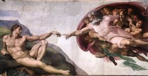 Michelângelo - Creation Of Adam