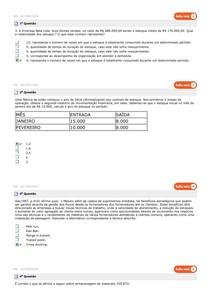 ESTRATÉGIAS DE ESTOQUES   CARACTERÍSTICAS, TIPOS, FUNÇÕES E CUSTO DE MANUTENÇÃO 5