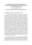 Artigo - Prescrição e Decadência - Diferenciação - Prof. Agnelo Amorim